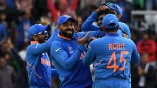 Cricket World Cup 2019: We did not hit right areas, concedes Sarfaraz as Kohli lauds Kuldeep-Rohit and team effort